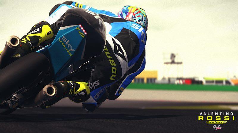 Todo el Moto GP en las consolas y PC