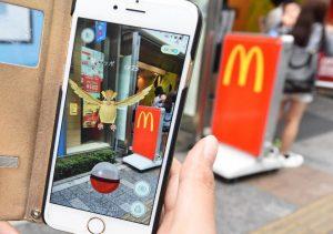 McDonald's nipones se unen a Pokémon Go