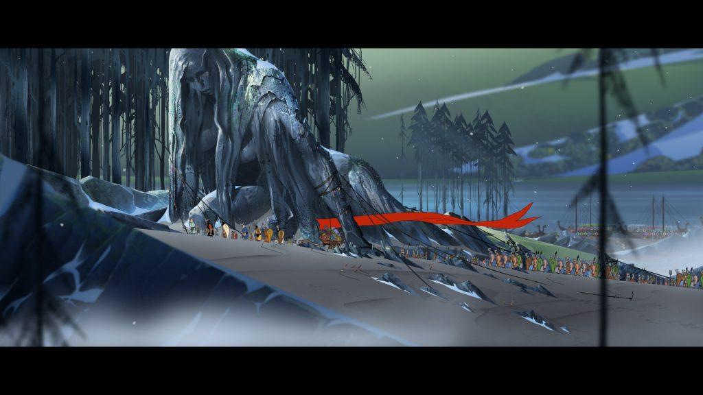 Banner Saga 2 D