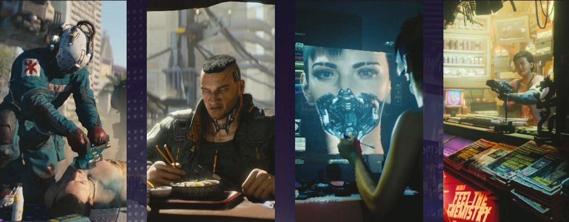 Cyberpunk 2077: la esperada franquicia de CD Projekt Red