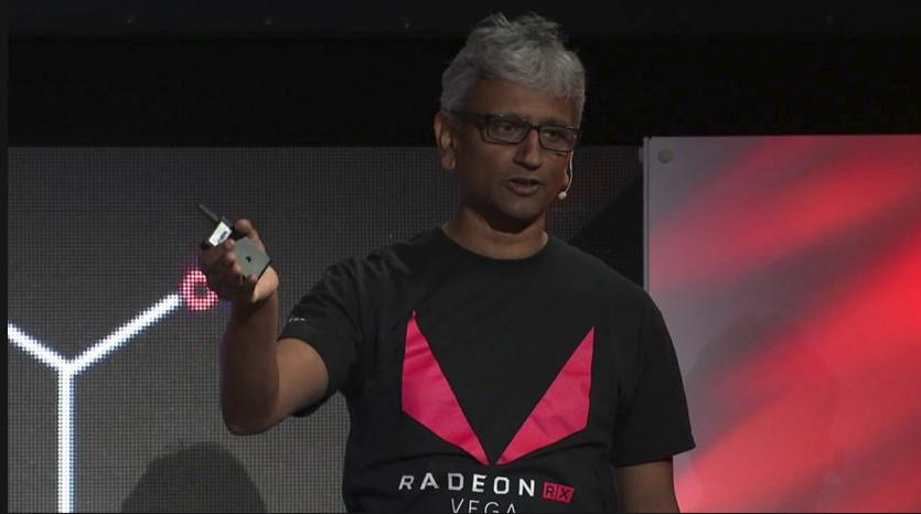 Raja Koduri, ex AMD