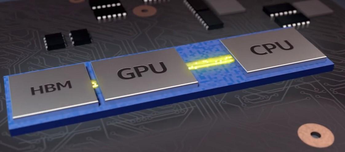 CPU + GPU unidos