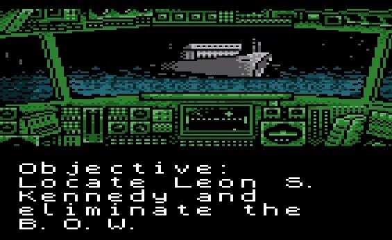 Resident Evil, en Game Boy Color
