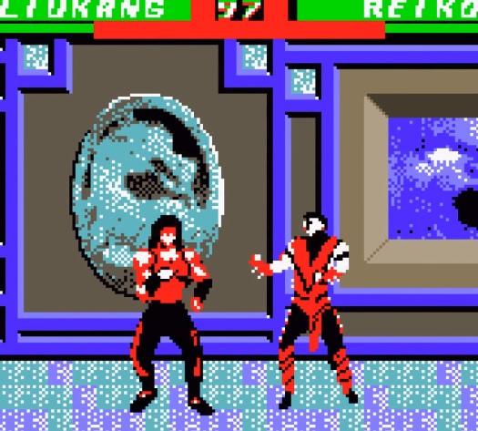 Mortal Kombat 4 en Game Boy Color: un adelanto de lo que van a sufrir con esta nota