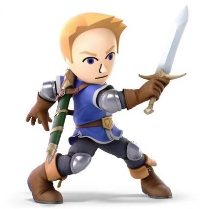 Mii Fighter (Swordfighter)
