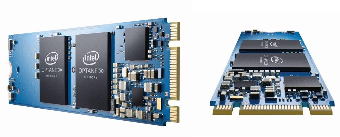 Intel Optane: el módulo de memoria no volátil. (Intel)
