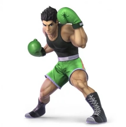 Little Mac (Punch Out!)