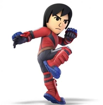 Mii Fighter (Brawler)