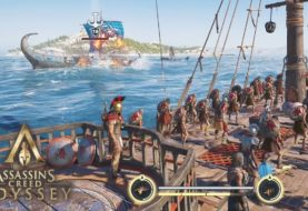Assassin's Creed Odyssey nos muestra su nuevo combate naval en un gameplay de 11 minutos