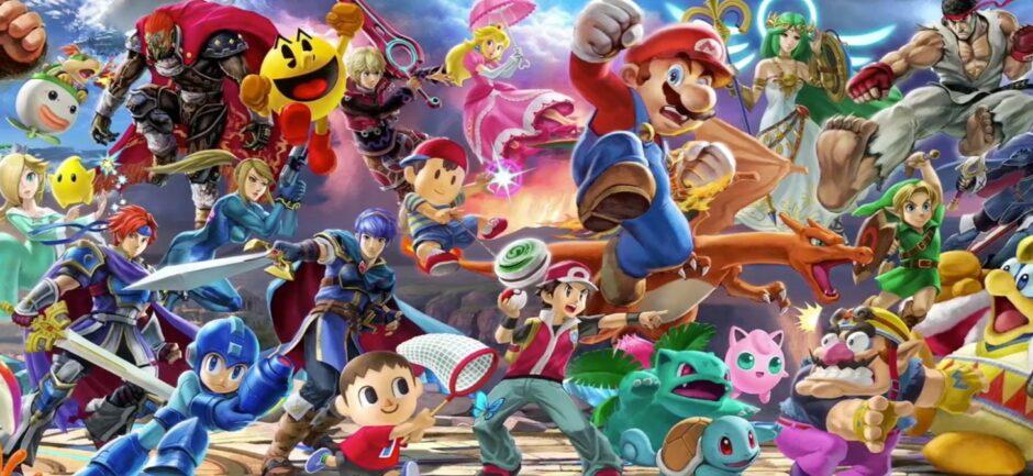 Super Smash Bros. Ultimate: todos los personajes que estarán en el crossover más grande de la historia