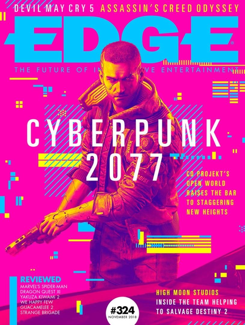Edge: Cyberpunk 2077