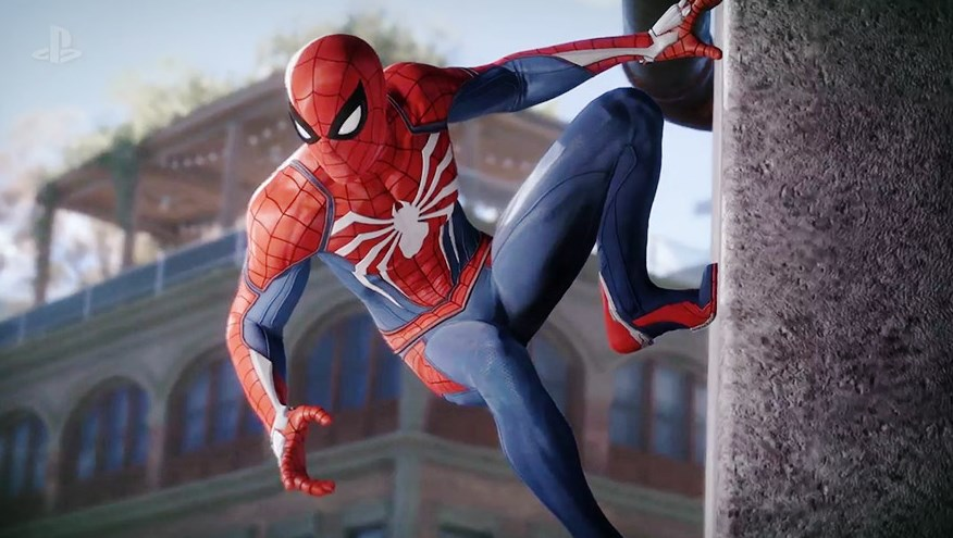 Spiderman, en PS4