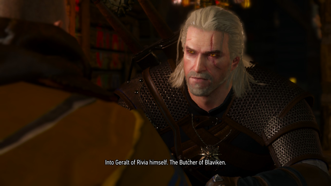 The Witcher 3 en Nintendo Switch