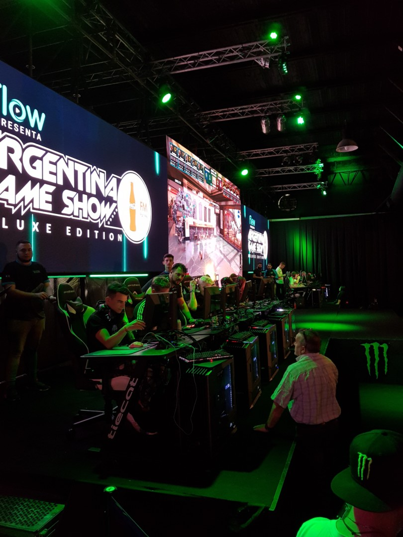 Argentina Game Show