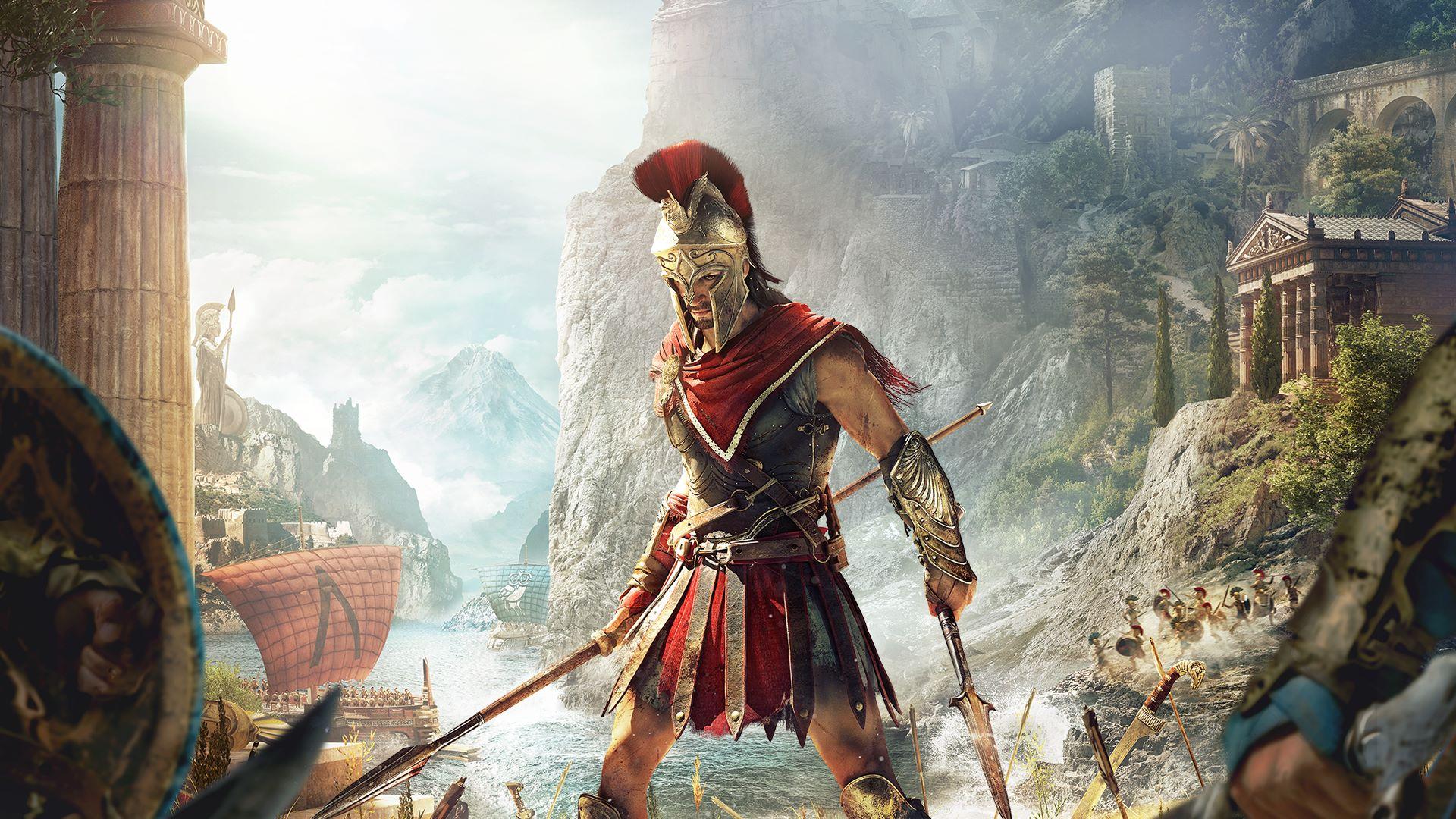 Assassin's Creed Odyssey: mejoras en una saga clásica que por fin llegó a una espectacular Grecia Antigua