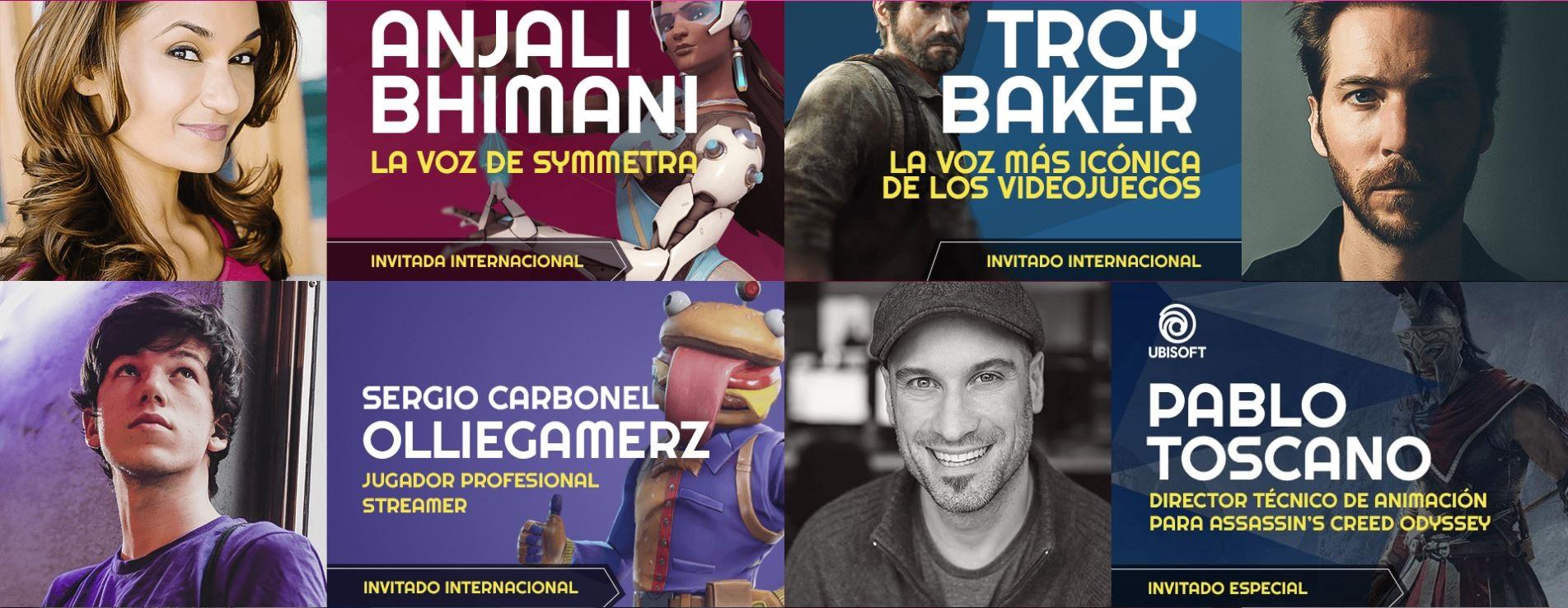 La lista de invitados de lujo que tendrá la Argentina Game Show 2018