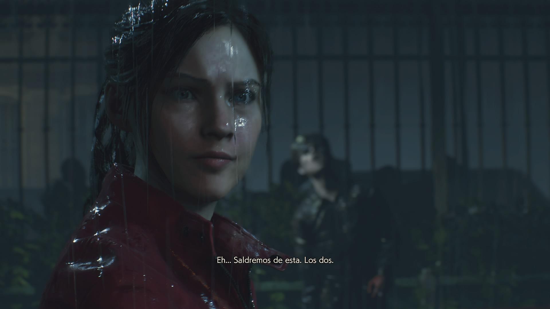 Claire, la heroína de Resident Evil 2.