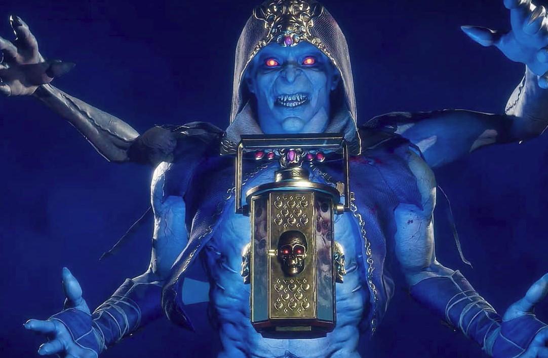 The Kollector, otro personaje que se suma a Mortal Kombat 11