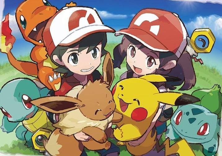 Pokemon Let's Go retoma mucho del animé.