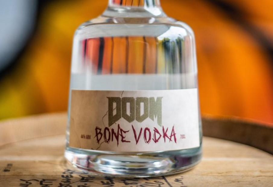 Bethesda lanzó un Vodka inspirado en Doom