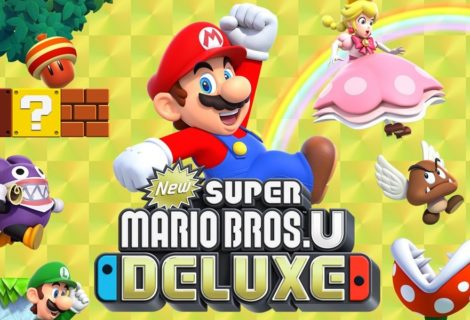 """""""New Super Mario Bros. U Deluxe"""" tiene en Nintendo Switch el público que se merece"""