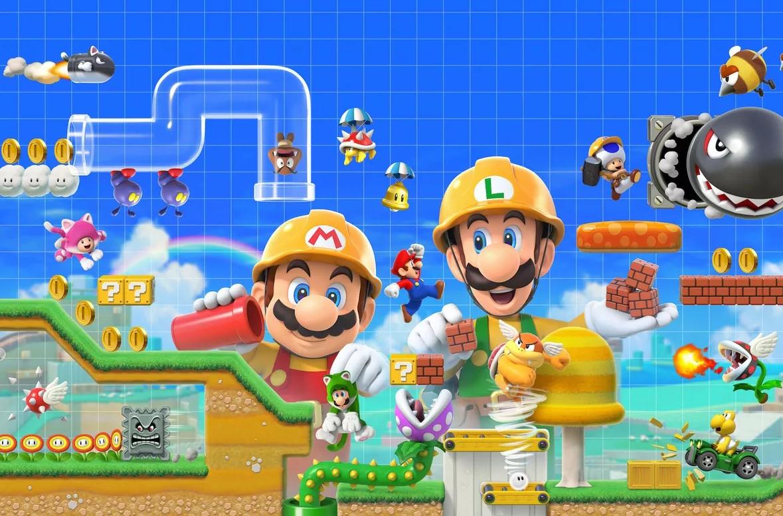 Super Mario Maker 2 crea su propio Nintendo Direct