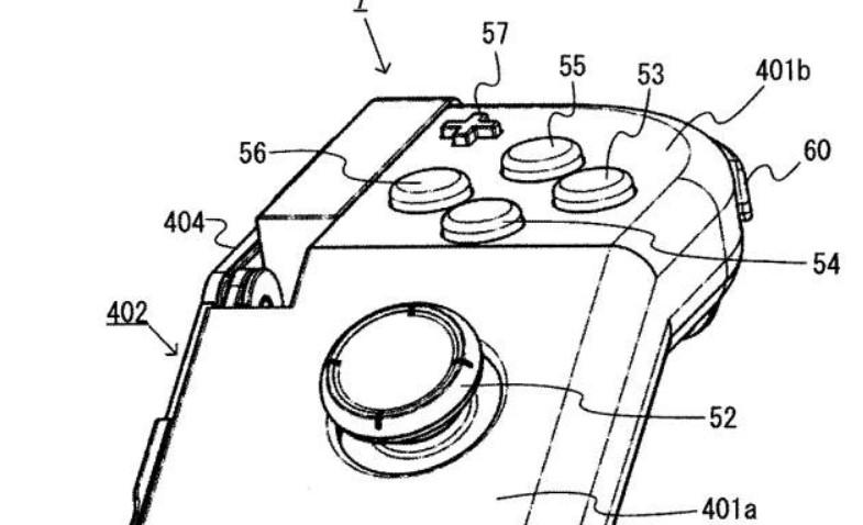 Joy-Con flexibles: Nintendo patentó un diseño que podría sugerir un rediseño de Switch