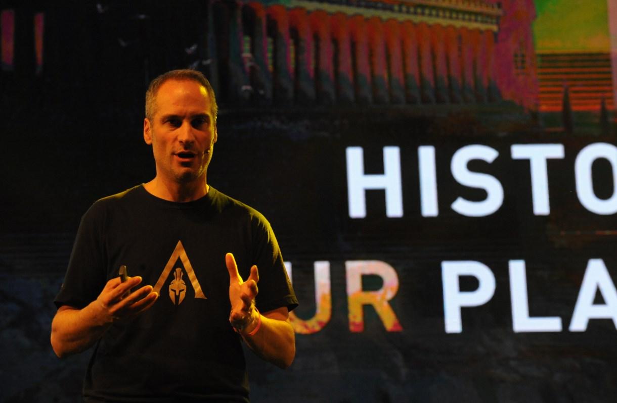 Toscano en Argentina Game Show: una charla sobre el diseño