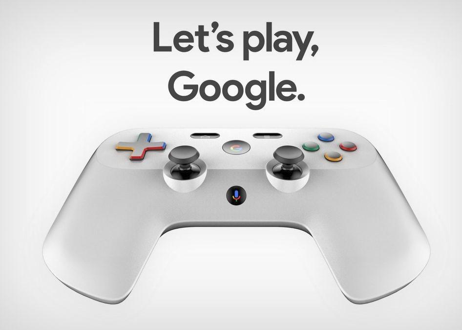 El joystick posible de la próxima consola de Google