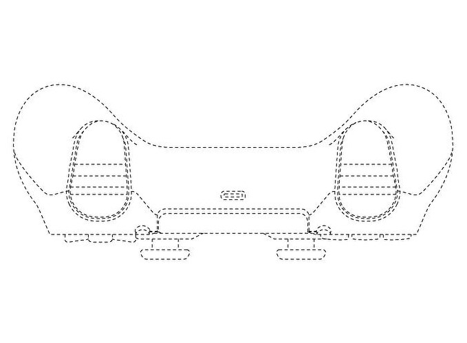 La patente que se filtró sobre el DualShcok 5 da más pistas: el próximo control de Playstation tendría gatillos más largos y vendría sin luz