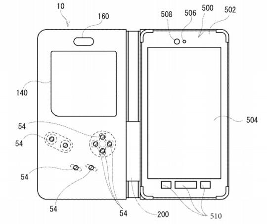 Las distintas partes del Game Boy