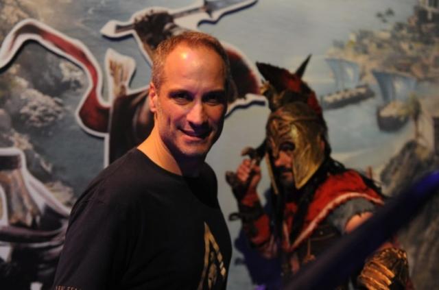 Pablo Toscano, director técnico de arte de Ubisoft