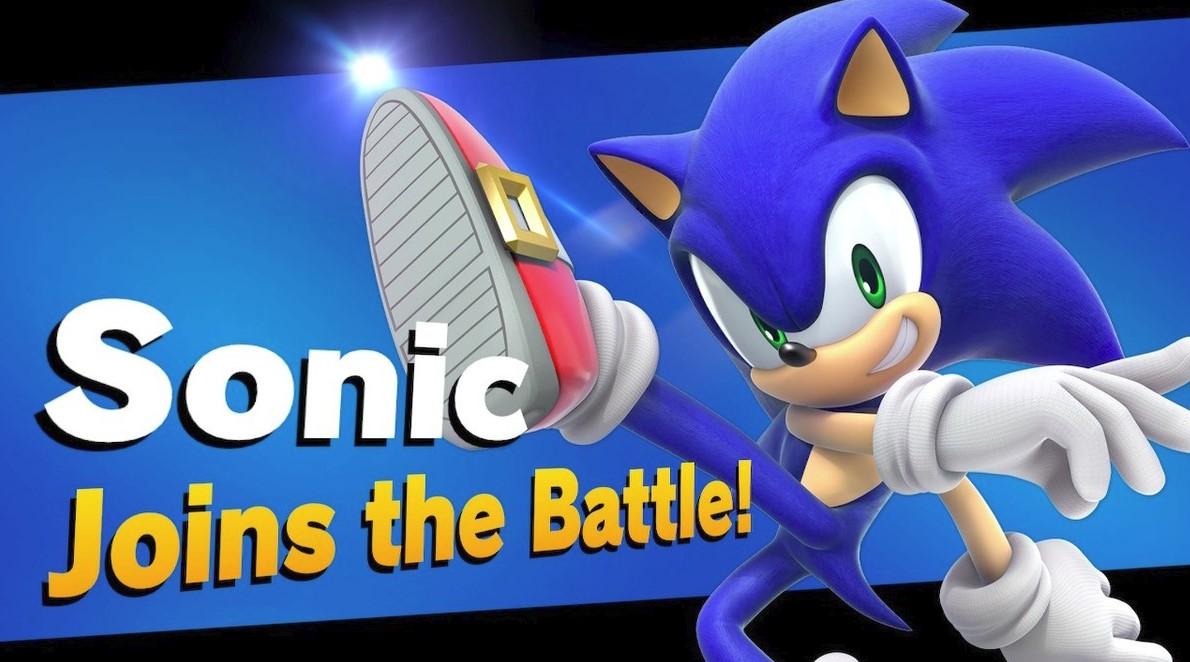 Desbloqueamos a Sonic. (Nintendo)