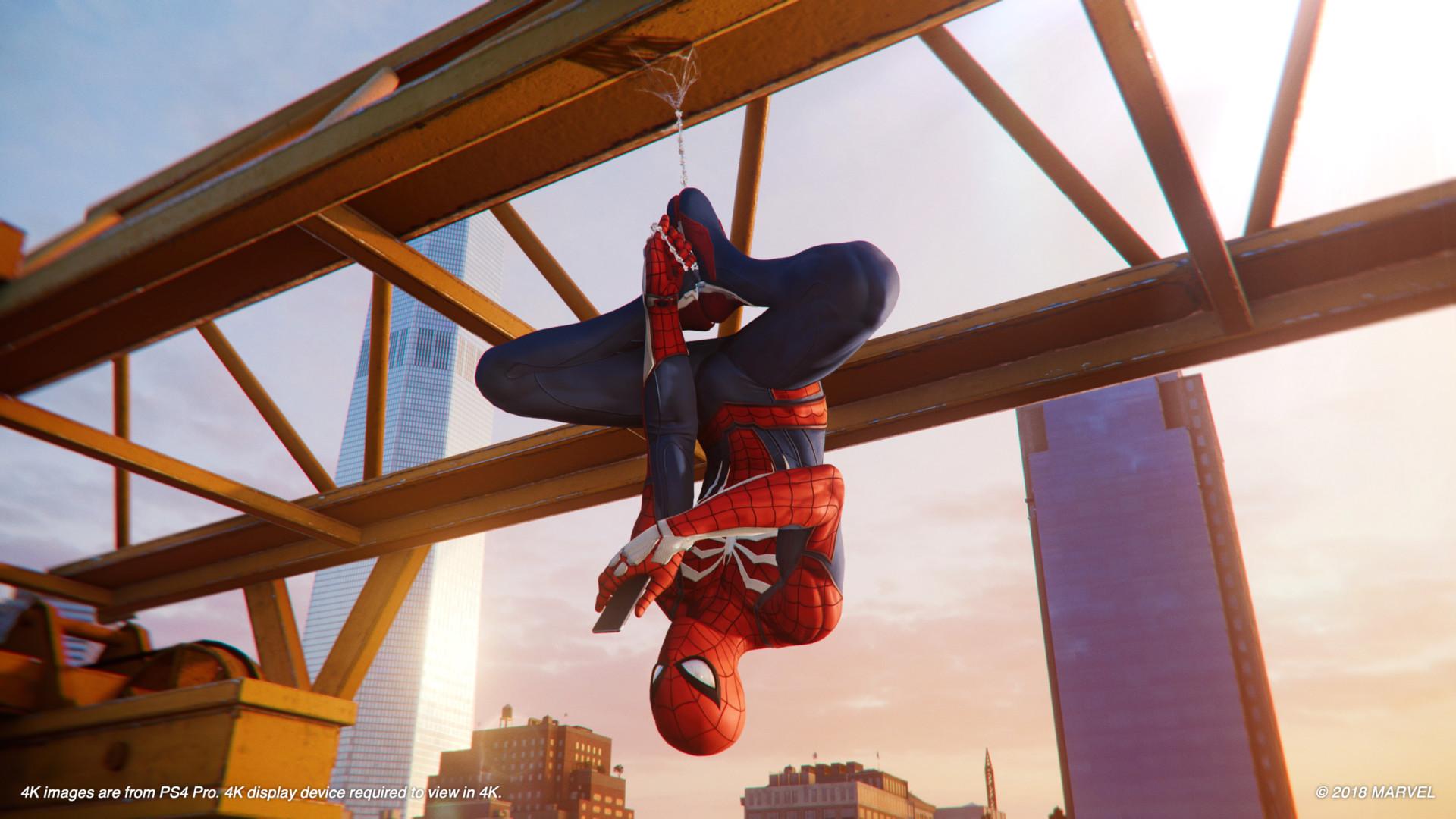 Marvel's Spider Man tendrá un nuevo modo de juego