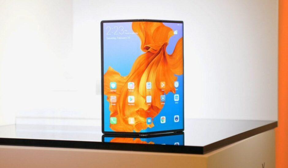 Huawei Mate X: la respuesta china para competir con el Samsung Galaxy Fold