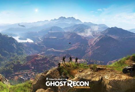"""Llega la Beta para """"Ghost Warrior"""", el modo PvP de Ghost Recon Wildlands"""
