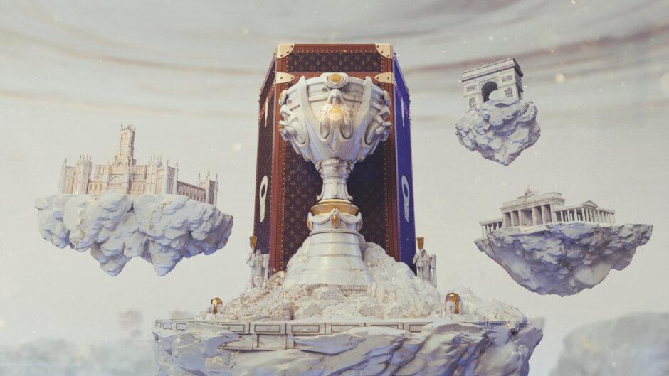 Riot Games y Louis Vuitton se unen para darle glamour a Worlds 2019