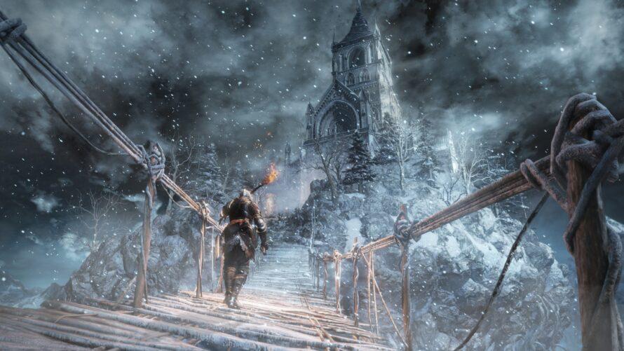 Primera expansión de Dark Souls 3