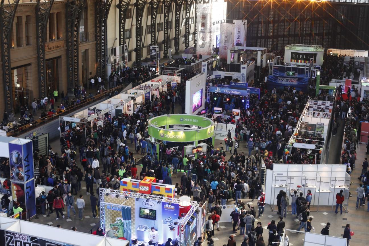 """Festigame """"revoluciona"""" la escena gamer de Chile"""