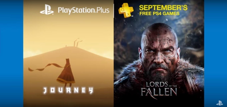 Sony anunció los juegos gratis de PS Plus para Septiembre