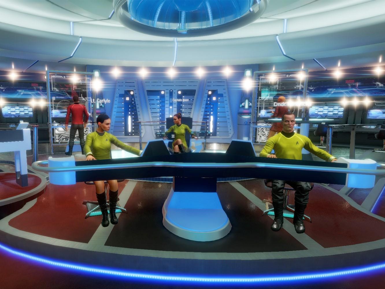 Star Trek, el emblema VR de Ubisoft