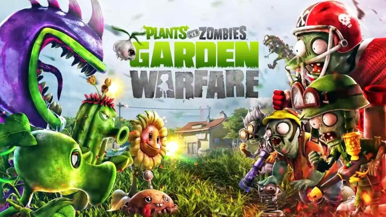 Zombies y Plantas, otra vez a los tiros