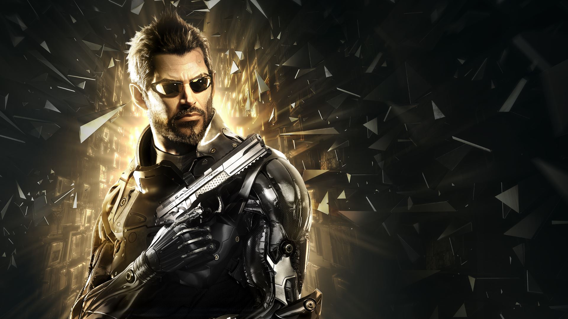 Deus Ex: Mankind Divided, el futuro ya llegó