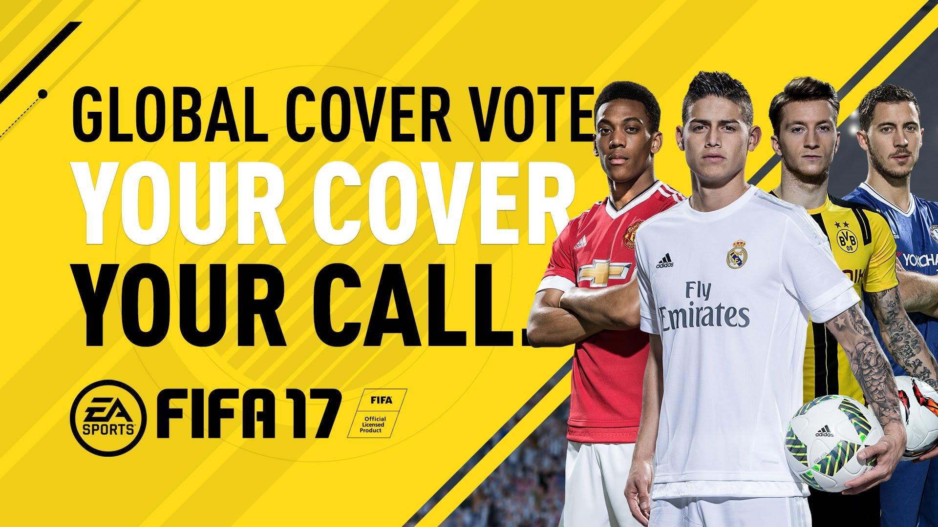 Sin Messi, FIFA 17 elige a su protagonista