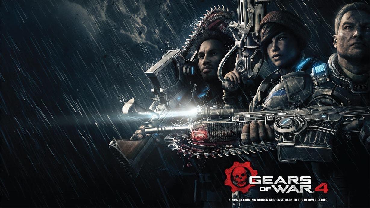 Gears of War 4, la sorpresa de Xbox para Argentina Game Show