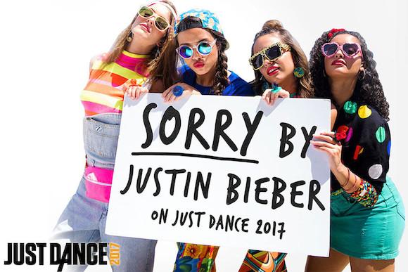 Justin Bieber desembarca en Just Dance 2017