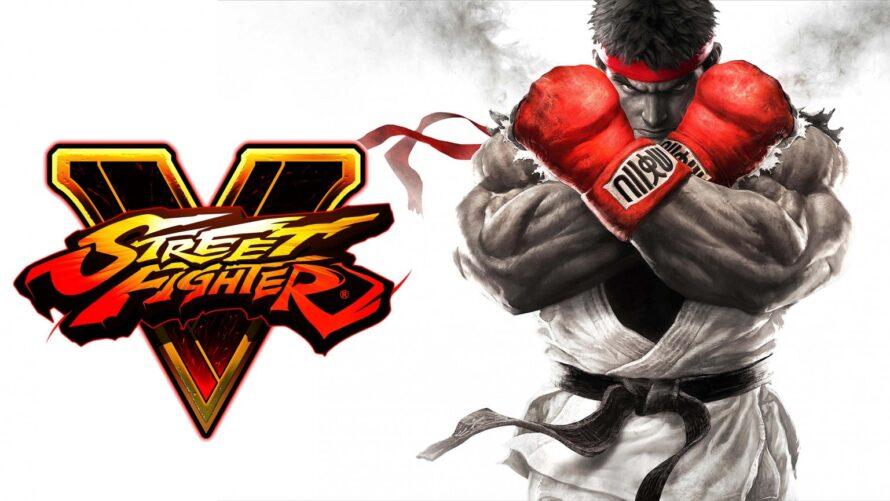 Se viene el primer torneo de Street Fighter V