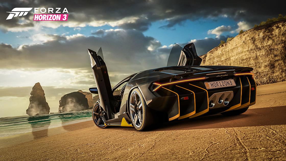 Nuevo y excitante adelanto de Forza Horizon 3