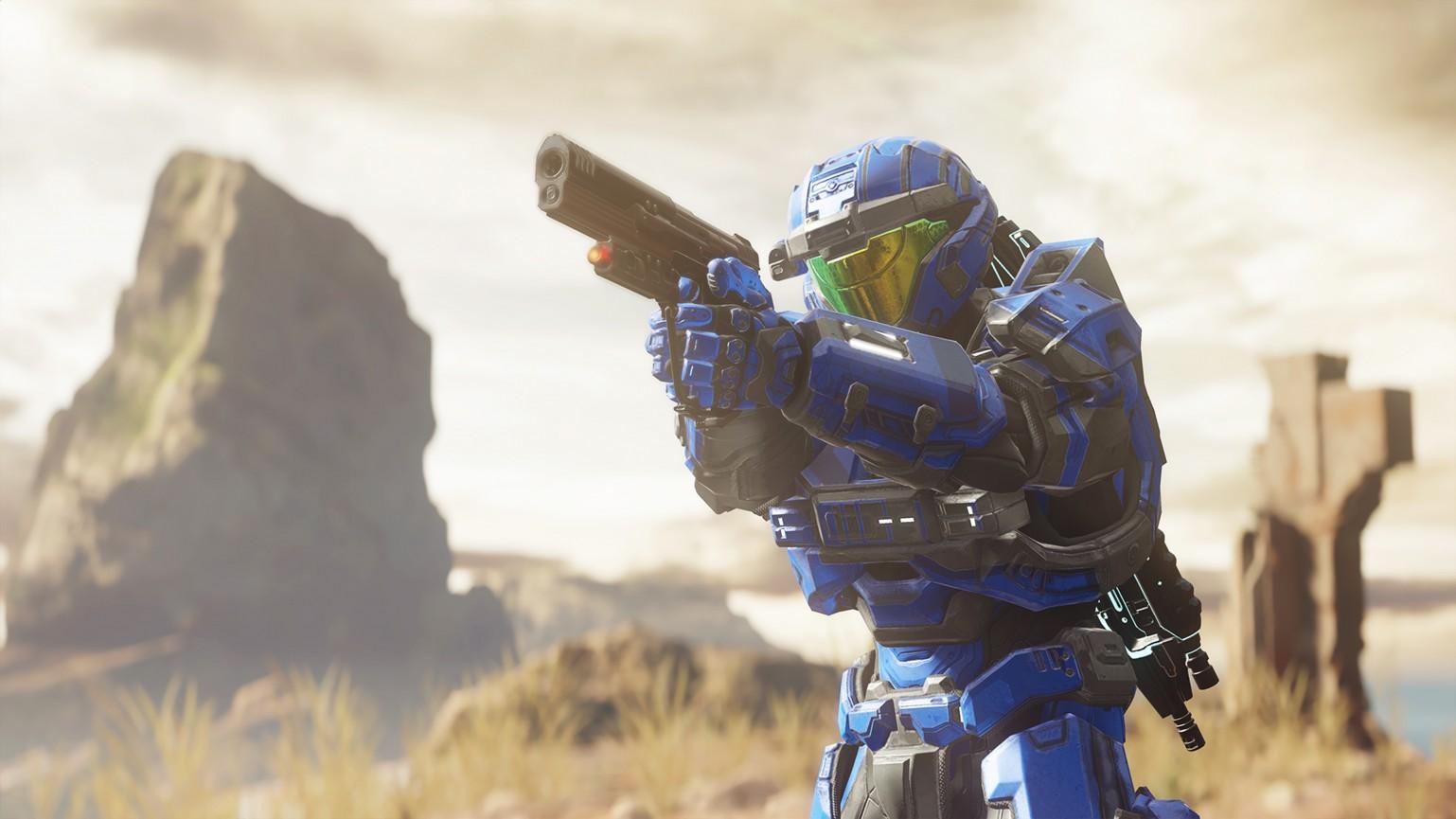 Forge: la nueva actualización de Halo 5