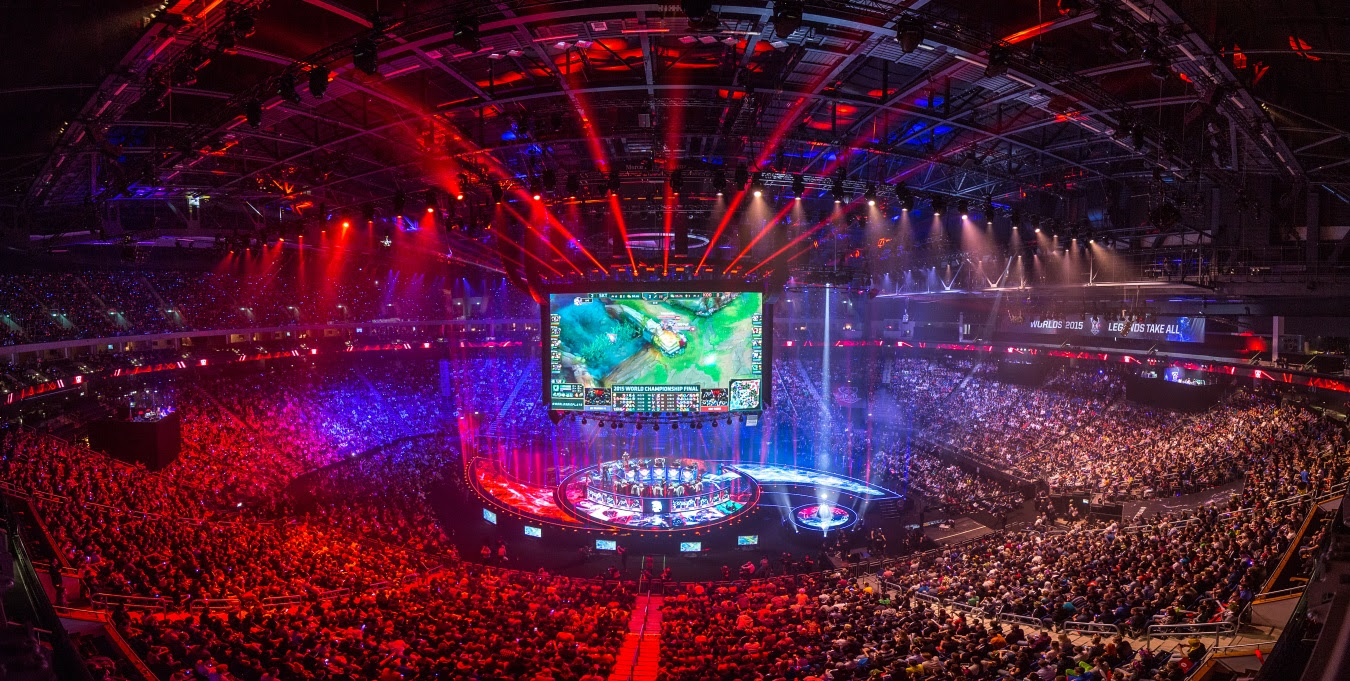 League of Legends: La final Latinoamérica será en el Movistar Arena de Chile